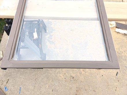 Wood window repair / restoration