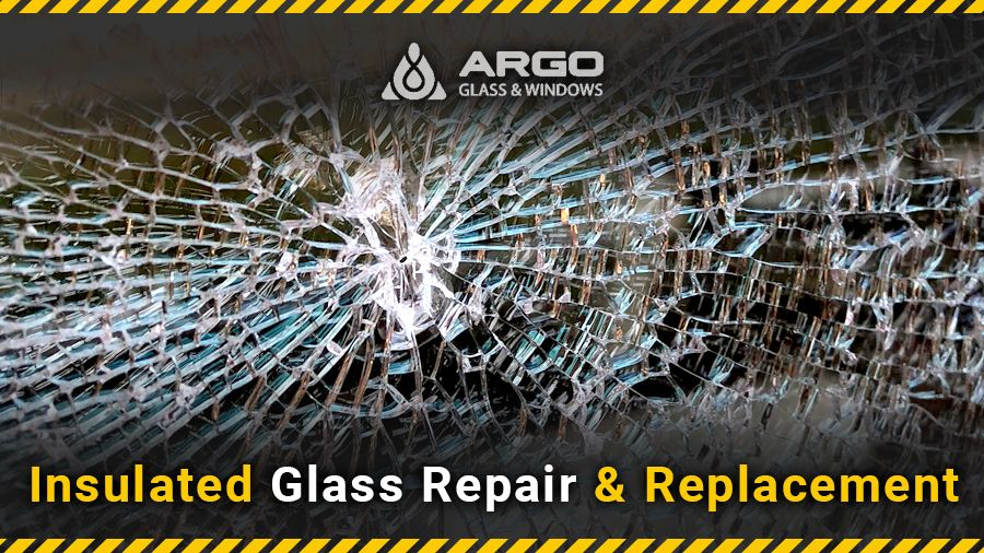 Insulated glass repair & replacement