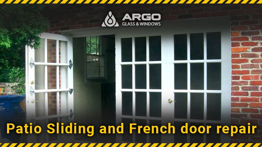 Patio Sliding And French Door Repair