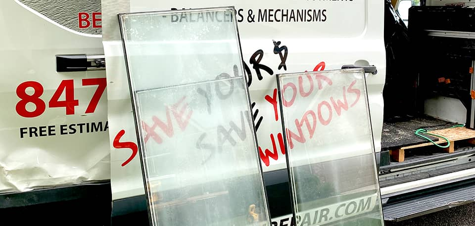 why will replacing a window pay off