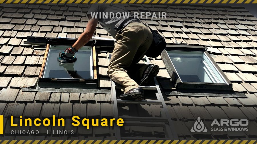 Lincoln Square Window Repair