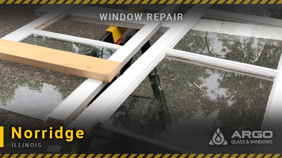 Norridge Window Repair